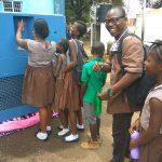 Watergen provides drinking water from air to Sierra Leone kids