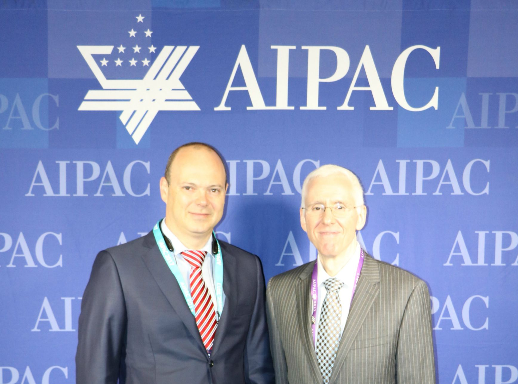 Innovation Showcase AIPAC – 2017