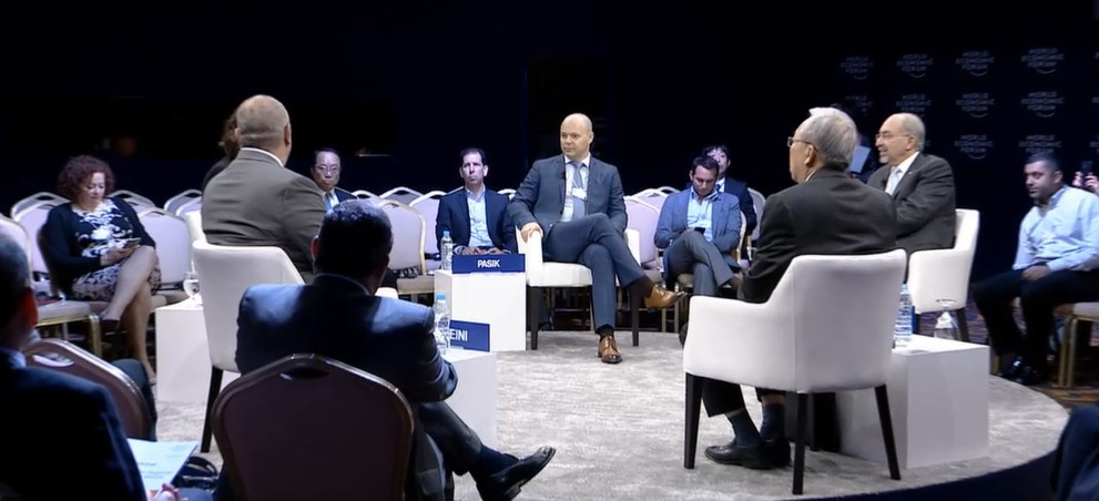 World Economic Forum at the Dead Sea in Jordan