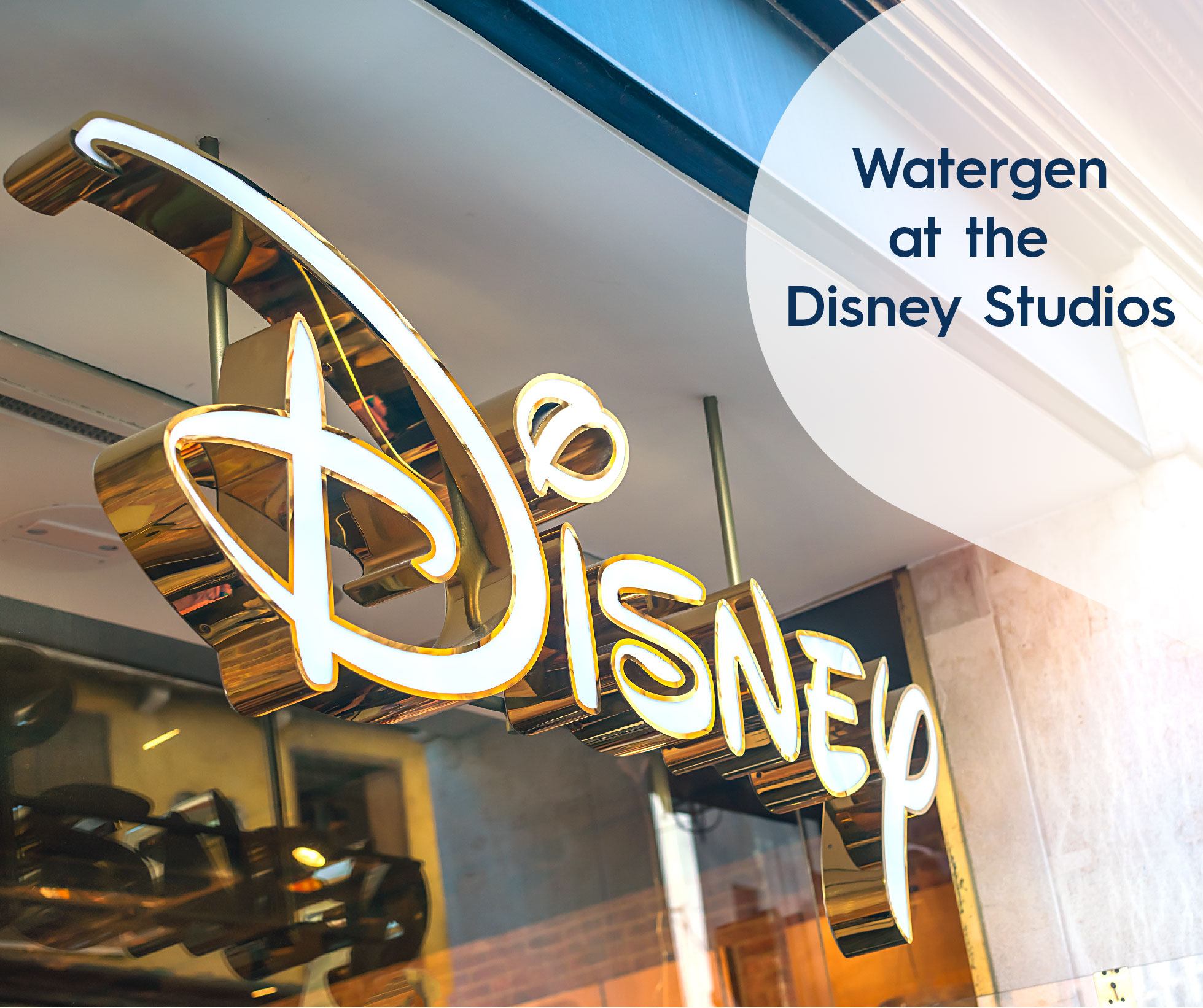 Watergen at the Walt Disney Studios