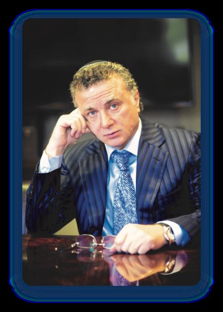 Dr. Michael Mirilashvili portrait image