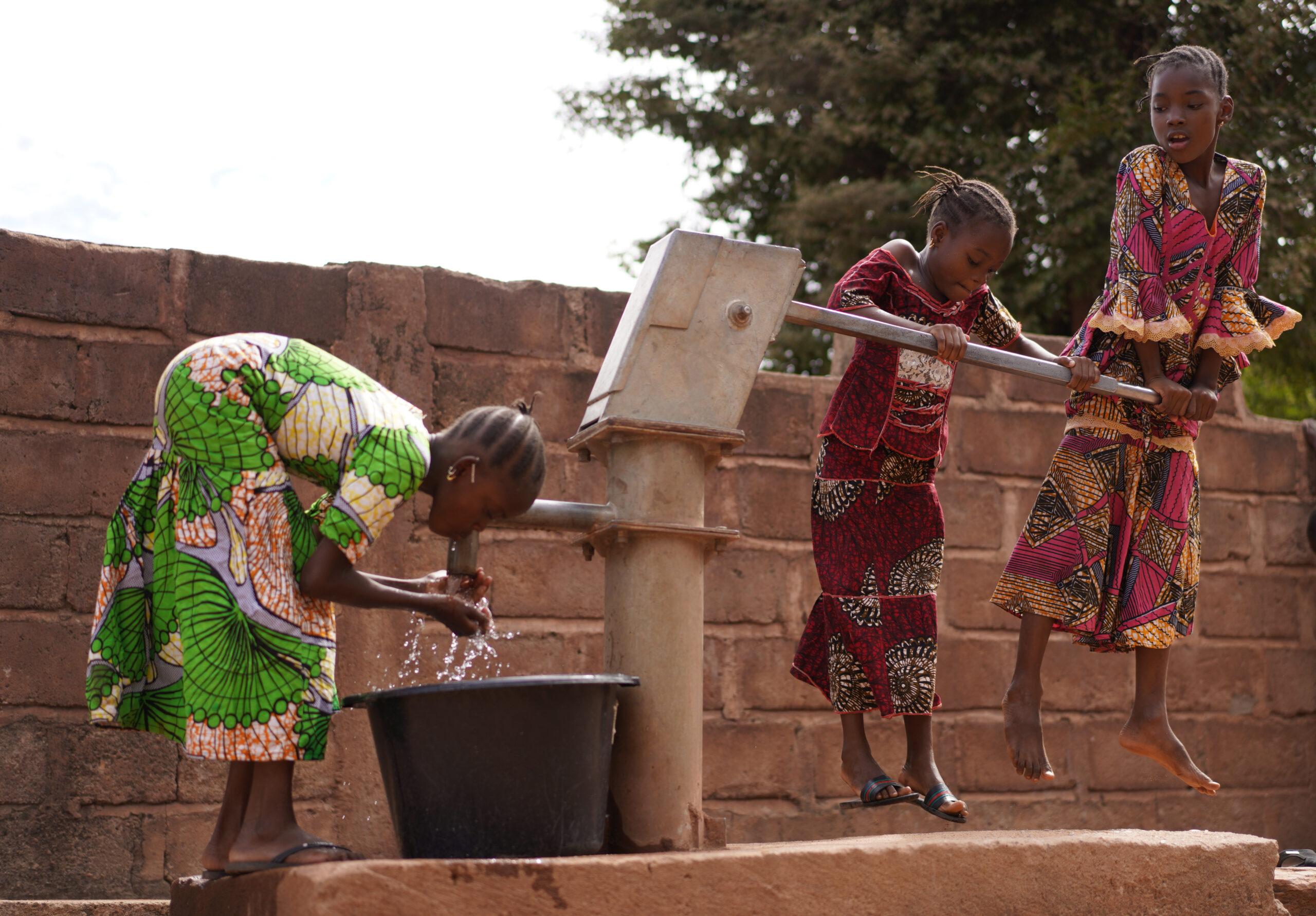 Water-bearing Women: More Than Mythology