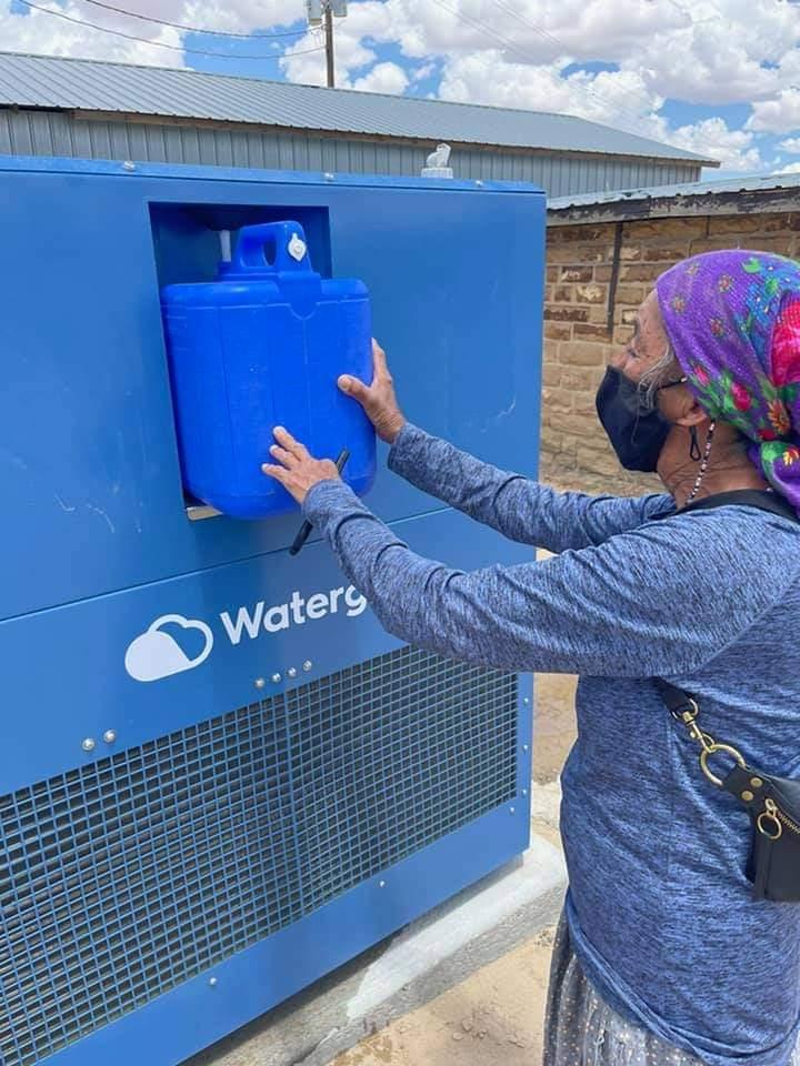 Watergen Technology Stars in Navajo Nation Water Project in Arizona